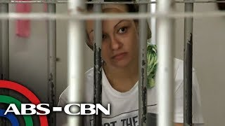 Rated K: Sexy star Bridgette de Joya in jail
