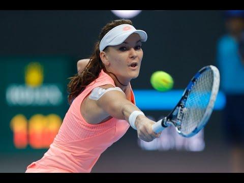 2016 China Open First Round   Agnieszka Radwanska vs Qiang Wang   WTA Highlights