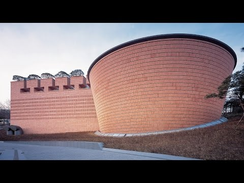 Introduction to Leeum Architecture - MUSEUM 1