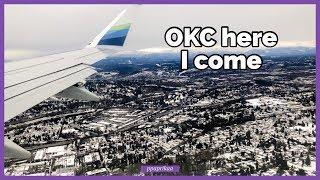 Travel with me to Okc | Mini Vlog 6