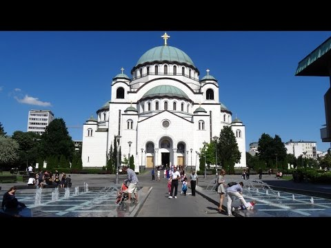 Church of Saint Sava, Belgrade HD