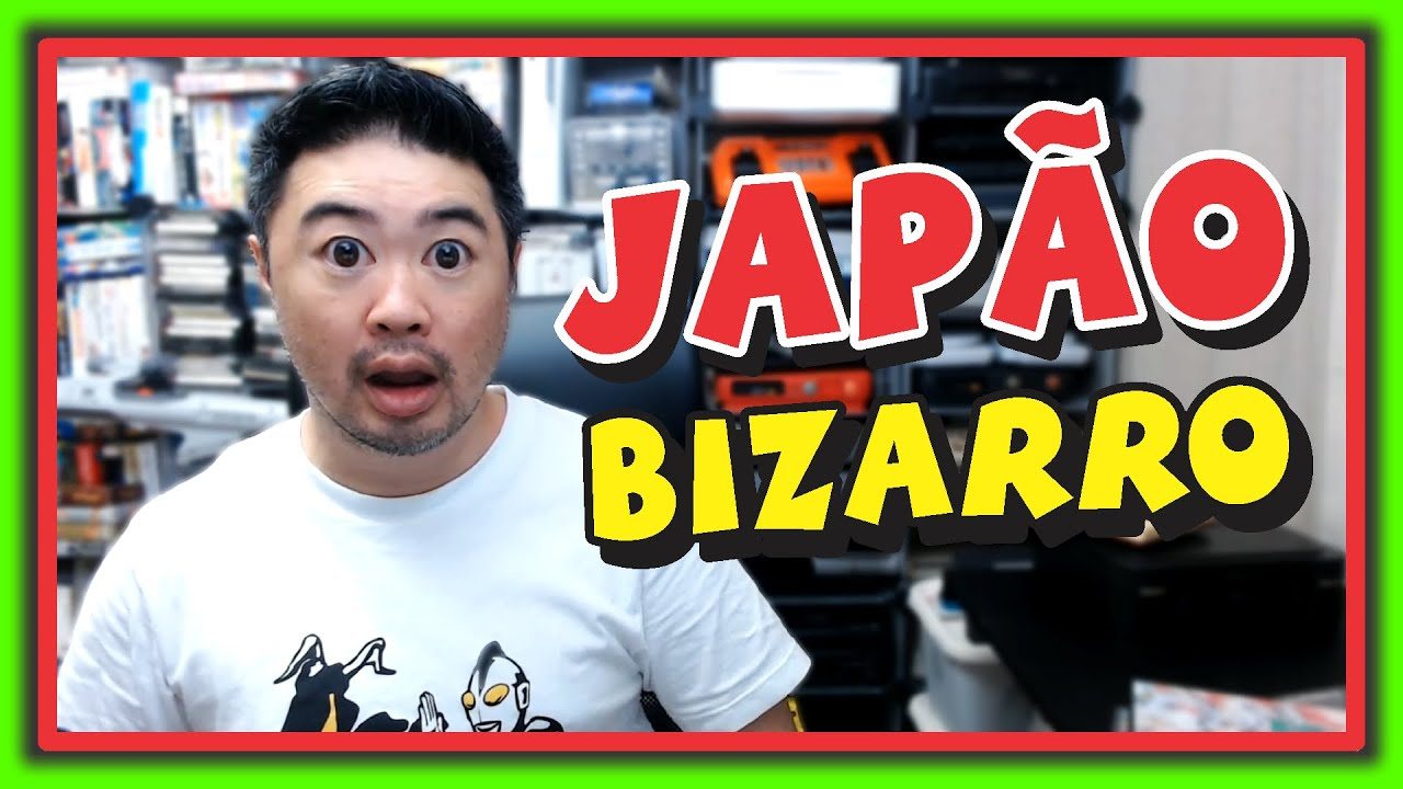 O Que Mais Estranhei no Japão Quando Cheguei ?