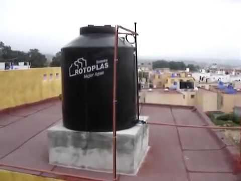 Tinaco En Tu Casa Llenado Con Tuberia De Cpvc Youtube