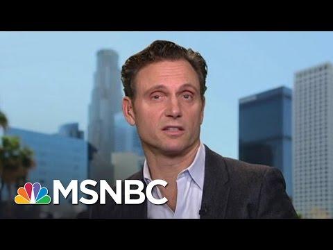 Tony Goldwyn Talks Shonda Rhimes, 2016 Election | MSNBC