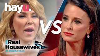 Brandi Calls Kyle a C*** | The Real Housewives of Beverly Hills | Season 5