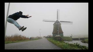 استكشف هولندا مع زاك بروس || تابع التغطيه كامله في هولندا