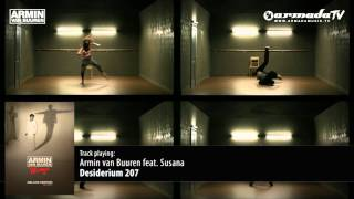 Armin van Buuren feat. Susana - Desiderium 207 (Leon Bolier Peaktime Remix)