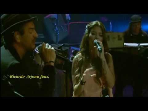 Ricardo Arjona ft Kany García - Fuiste Tu (Live)