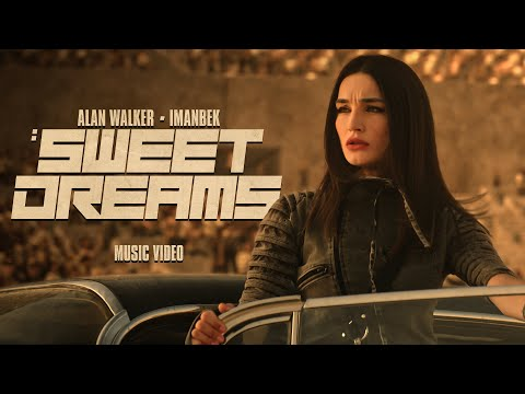 Смотреть клип Alan Walker X Imanbek - Sweet Dreams