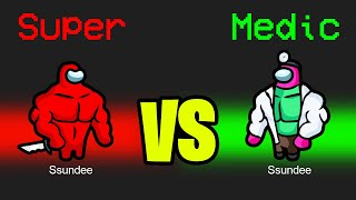 SUPER MEDIC vs SUPER IMPOSTER in Among Us