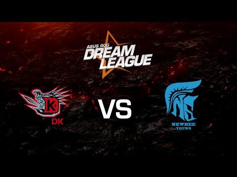 DK.Scuderia vs. NewBee Young - Decider Match - Frankfurt Major Main Qualifier - ASUS ROG DreamLeague
