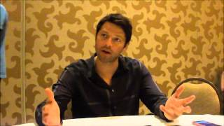 Supernatural Interview with Misha Collins about Season 10 Thumbnail