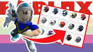 HOW TO WIN FREE 32 NEW ITEMS IN ROBLOX-FAST AND EASY-NFL EVENT (LIMITED TIME)