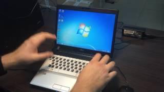 Обзор Ноутбук Fujitsu P701(702) i3 4GB DDR3 320GB (тест WOT - мир танков)