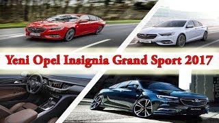 Yeni Opel Insignia Grand Sport 2017 Tanıtım Filmi | OtoShift |
