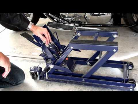 Hydraulic Motorcycle Jack