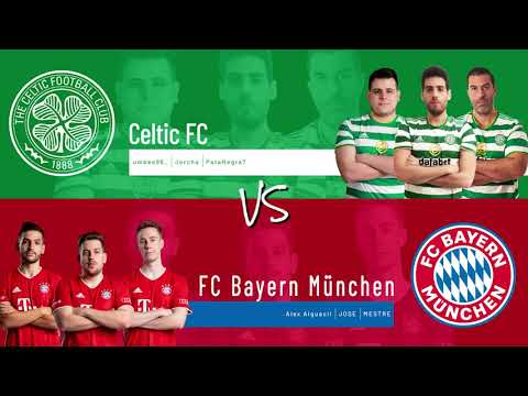 Celtic FC vs. FC Bayern München | Highlights Matchday 3 eFootball.Pro IQONIQ2020-2021