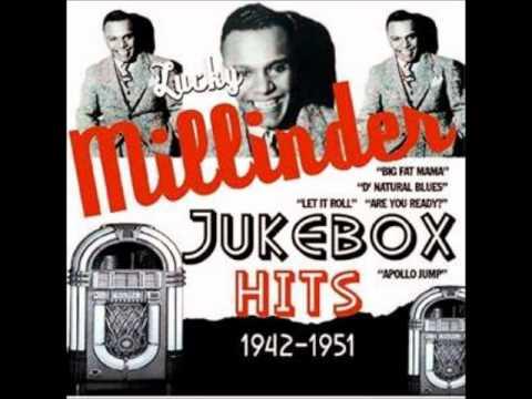 LITTLE JOHN SPECIAL - LUCKY MILLENDER (R&B BIG BAND).wmv
