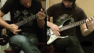 DragonForce - Defenders (Herman Li & Sam Totman Rhythm Live Playthrough)