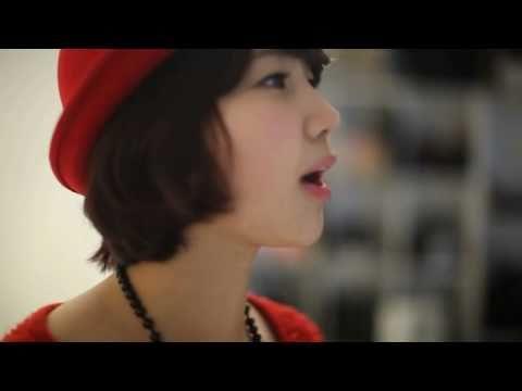 [Official]MapleGirl Kim Eunbi : 첫인사(+english subtitle)