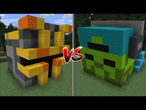 Minecraft MC NAVEED HOUSE VS MARK THE FRIENDLY ZOMBIE HOUSE MOD / BUILD BATTLE !! Minecraft Mods