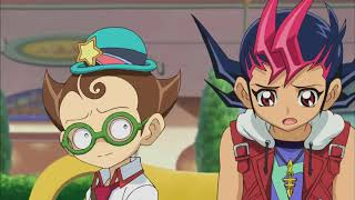 Video Yu-Gi-Oh! ZEXAL- Season 1 Episode 05- Flipping Out: Part 1 download MP3, 3GP, MP4, WEBM, AVI, FLV Oktober 2018