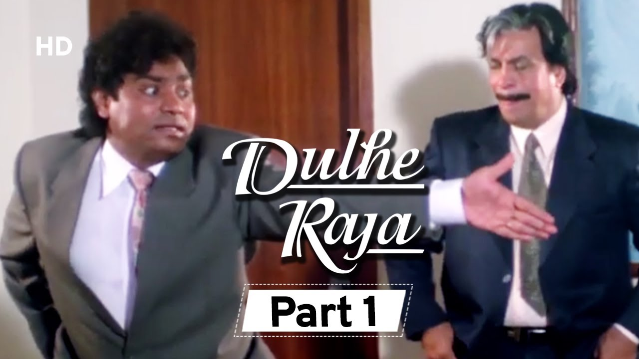 Dulhe Raja - Part 1 - Superhit Bollywood Comedy Movie - Govinda | Asrani | Kader Khan | Johnny Lever