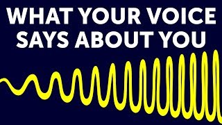 What Your Voice Reveals About You