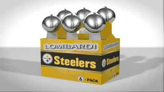 Pittsburgh Steelers Super Bowl Six Pack: Super Bowl Commercial