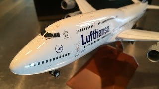 unboxing and review gemini 200 g2dlh572 1 200 lufthansa boeing 747 8 d abyc