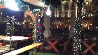 видео Новый год в Венгрии