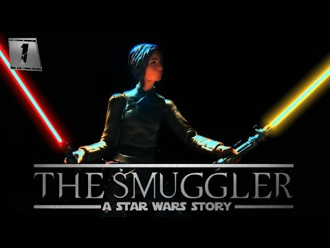 The Smuggler: A Star Wars Story (Stop-Motion Animation)