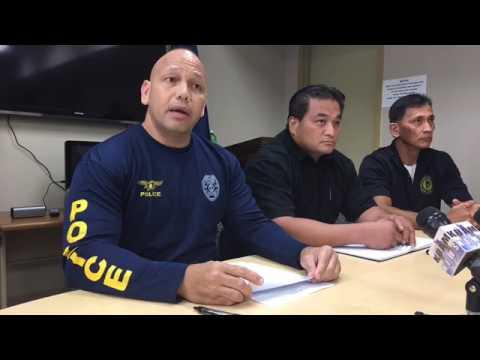 GPD details the fatal shootout in Dededo