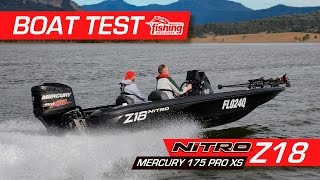 Boat Test: Nitro Z18 with Mercury 175 Pro XS