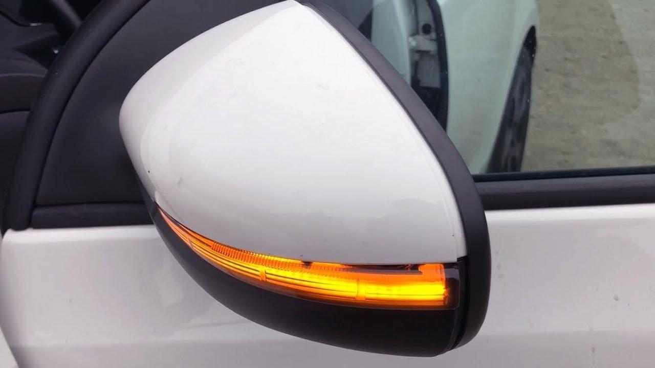 How To Install Vw Golf Mk6 Gti Jetta Dynamic Blinker Side Mirror Indicator