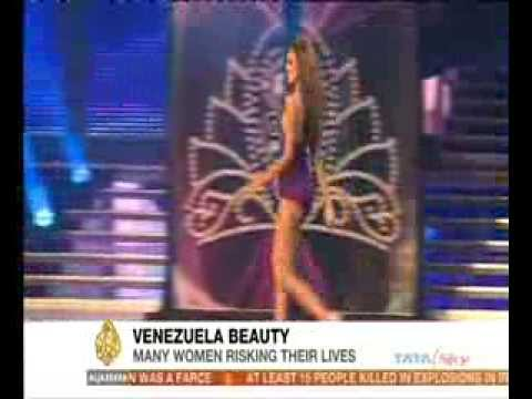 Beauty comes at a price in Venezuela
