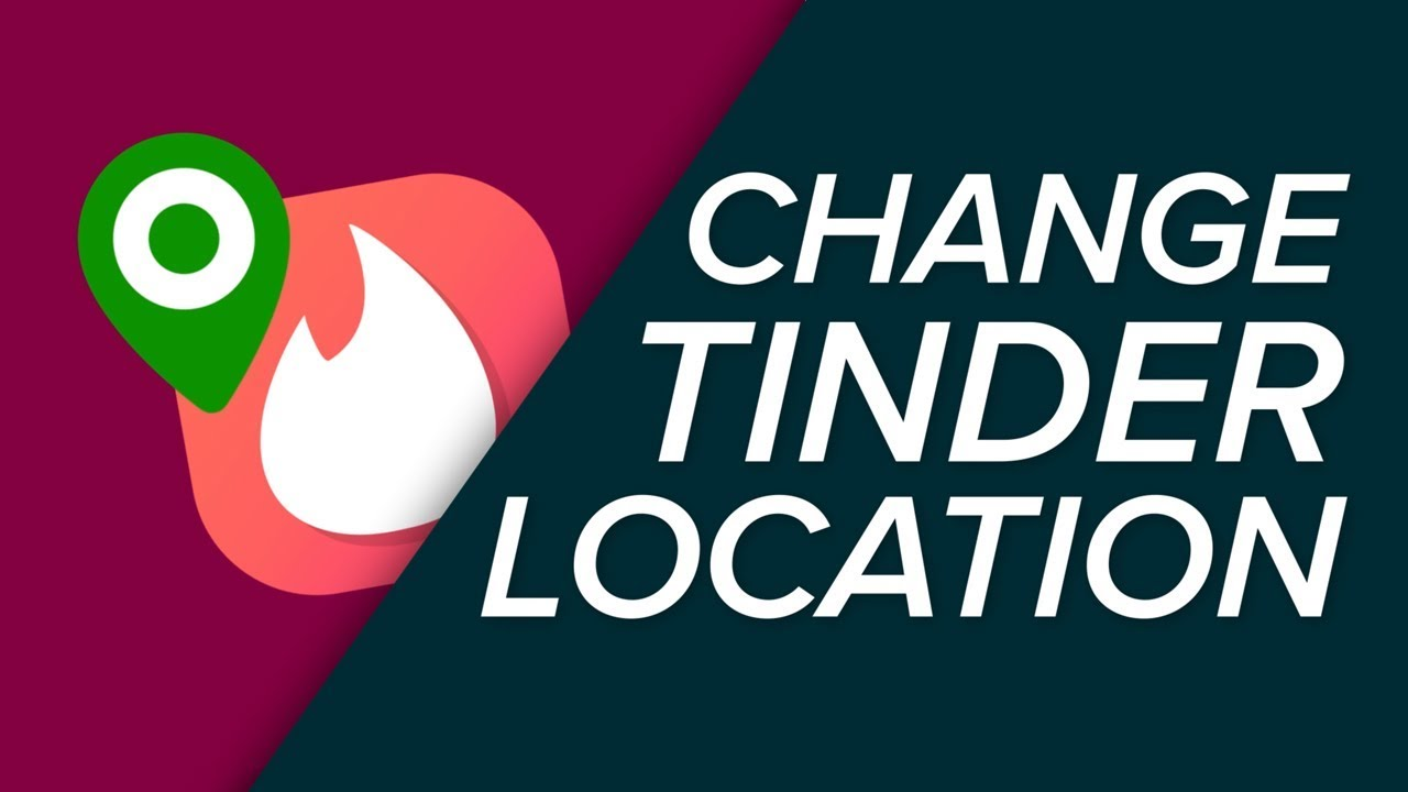How to change location in tinder