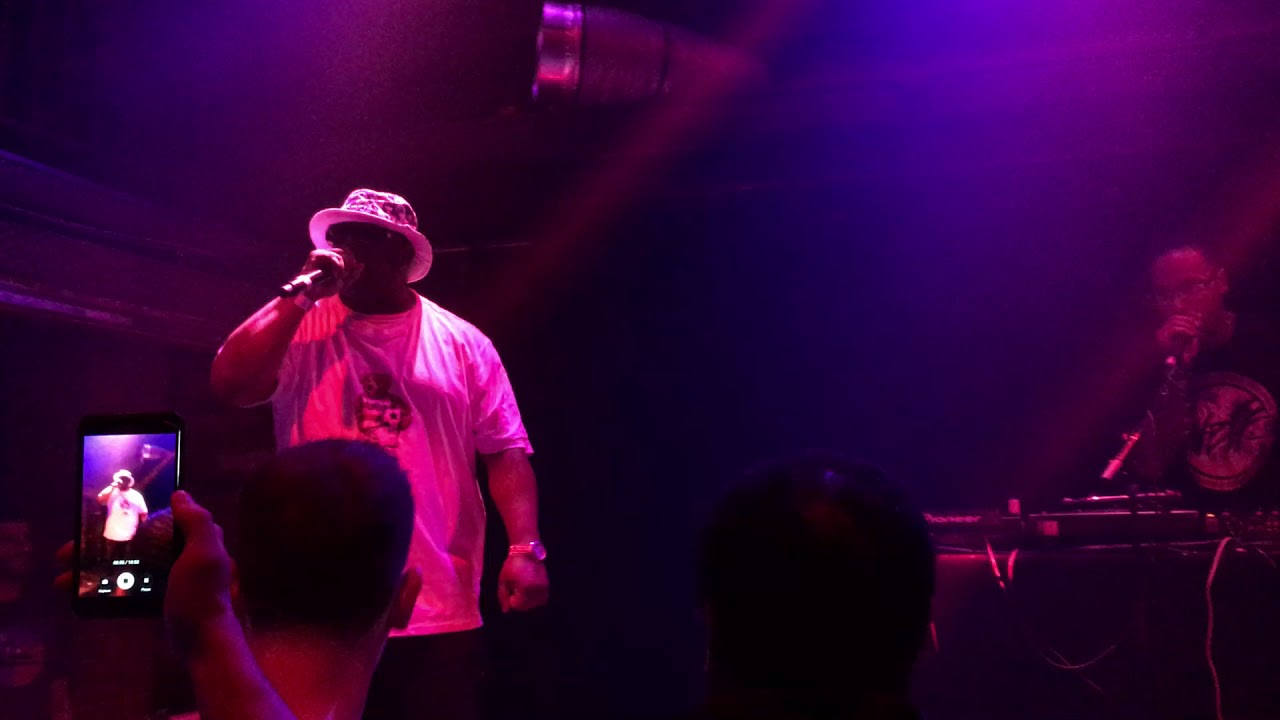 09f48311fce8 Kool G Rap - Fast Life (The Jazz Cafe