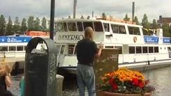 Trip to Viikinsaari with M/S Tammerkoski 13.7.2015