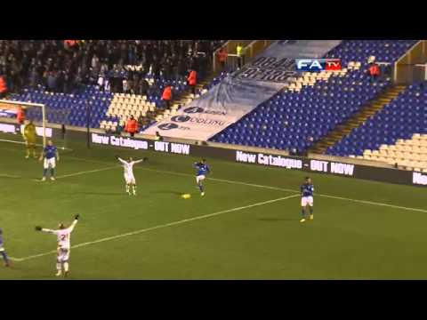 Birmingham City 1 - 2 Leeds United AFC | The FA Cup 3rd Round Replay 2013