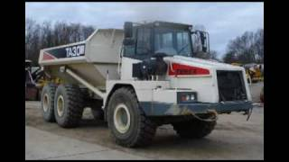 Terex TA30 Off Road Dump Truck By:  John Woodie Enterprises, Inc.