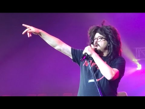 Counting Crows - Sullivan St (HD) (Lean On Me Intro) - From Mohegan Sun Arena on 08-22-2015