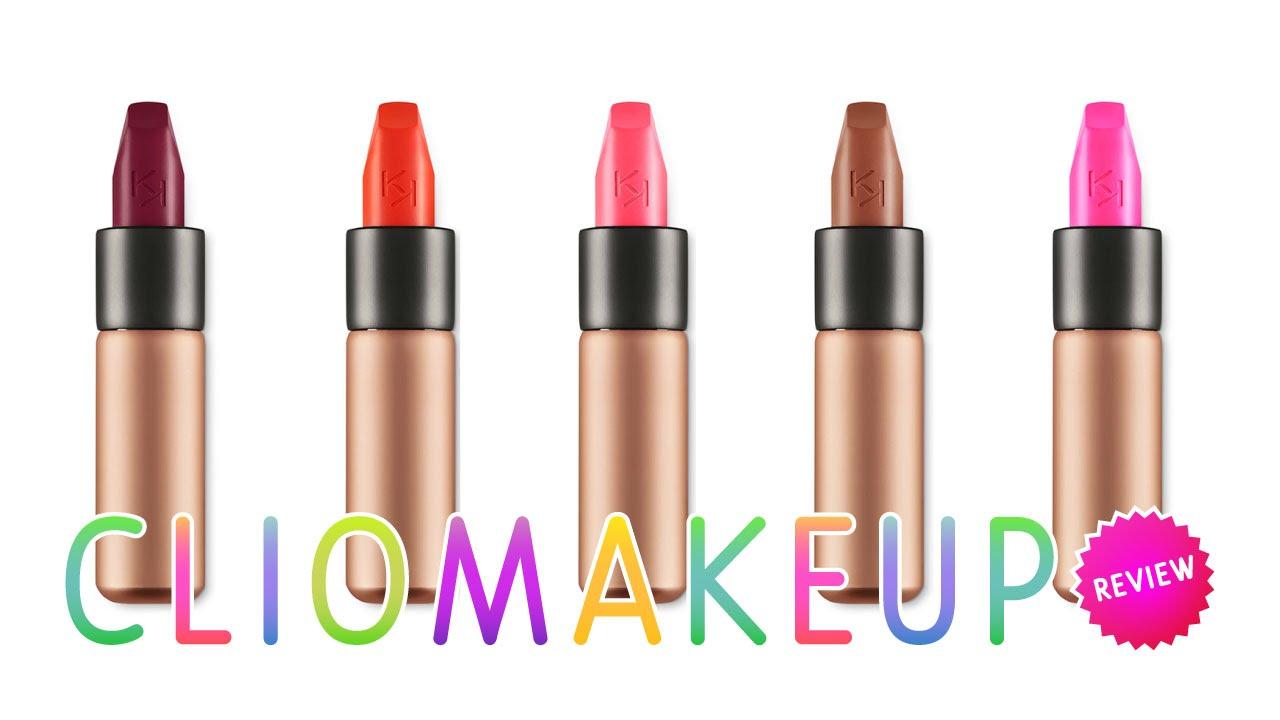 Populaire Recensione Rossetti Kiko 💋 Velvet Passion Matte Lipstick Review  PO75