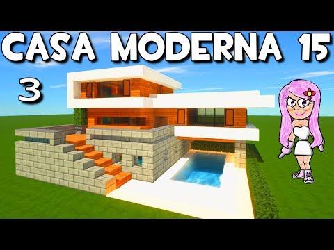 Piscina moderna cinemapichollu for Como hacer una casa moderna y grande en minecraft 1 5 2