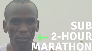 Full Analysis of Kipchoge's Sub-2-Hour Marathon (Nike AlphaFly)
