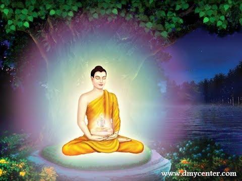 a Buddha's 'middle way' meditation - YouTube