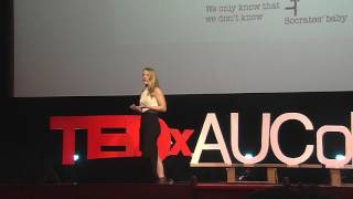Solving all our Problems by Treating Them as One | Saga Norrby | TEDxAUCollege
