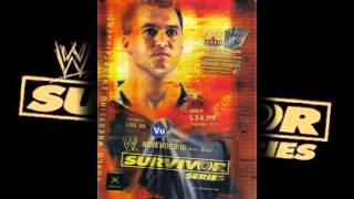 "WWE: Survivor Series 2003 Official Theme Song ""Build a Bridge by Limp Bizkit"""