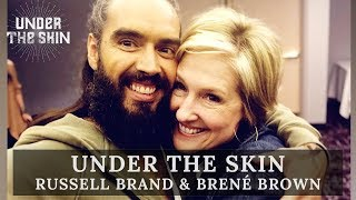 Vulnerability & Power | Brené Brown & Russell Brand