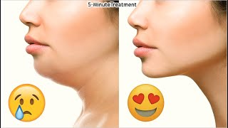 4 Easy Face Exercises For Double Chin Removal And Wrinkles (Results In 7 Days)